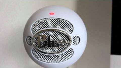 Review del micrófono Blue Snowball y comparación con el de el iMac! (Español)