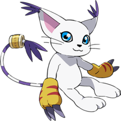Gatomon <a rel=