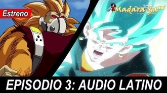 VEGETTO VS KAMBA (CUMBER) AUDIO LATINO- SUPER DRAGON BALL HEROES CAPITULO 3 FULL HD (NO OFICIAL)