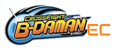 Cross Fight B-Daman EC - English logo