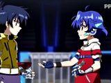 Samuru Shigami/Friendship
