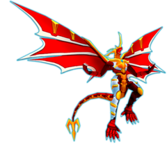 Blitz Dragonoid-Game
