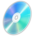 Game Disc 1 Icon V