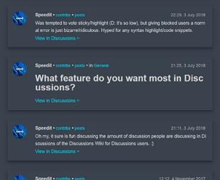 w:c:dev:DiscussionsViewer