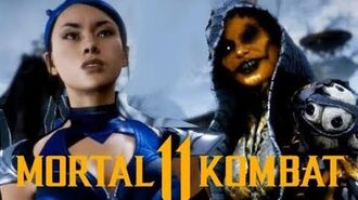 Mortal Kombat 11 All Playable Characters Revealed So Farl - KITANA D'VORAH and more!!