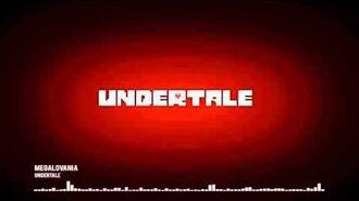 Undertale - Megalovania Epic Rock Cover