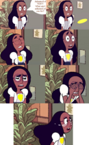 Stained Connie comic