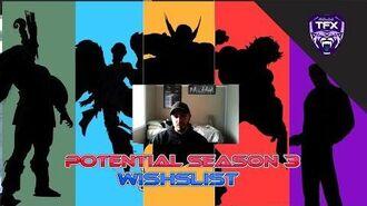 TEKKEN 7 - (POTENTIAL) SEASON 3 WISHLIST