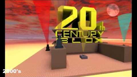 20th Century Blox History (Including TV)