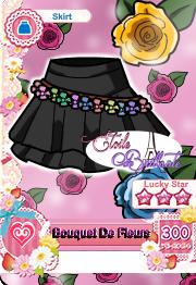 BouquetDeFleursSkirt