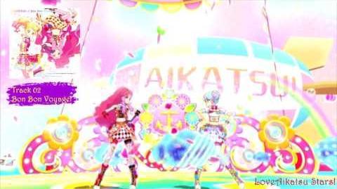 Aikatsu Stars! Bon Bon Voyage!