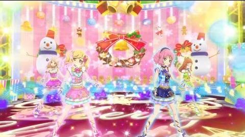 Aikatsu Stars! - アイカツスター!- Episode 37 - Yume, Laura, Mahiru, Ako - We wish you a merry Christmas-0