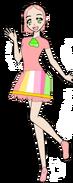 Momo Amachi Apricot Melody Coord
