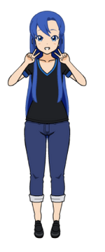 Hibiku Okudan