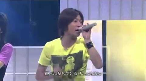 ^ ^ 嵐 my answer (Live)