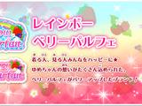 Rainbow Berry Parfait