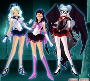 Destruction senshi - Angel, Tartarus and Death