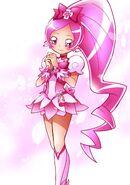 (Glitter Force Bloom) Glitter Blossom