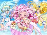 Glitter Force HUGtto