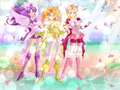 Checkmate Charge PreCure!!!!!