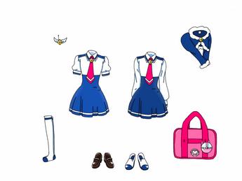 Uniforms(CCPCG!)