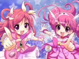 Yes! Smile Pretty Cure