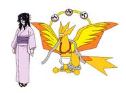 Kagerou aka Raijin