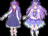 Kinomura Madoka/Cure Selene (Disney's Star 🌟Twinkle Pretty Cure 2)