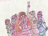 Happy Happy Pretty Cure!