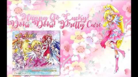 Happy Go Lucky! Doki Doki! Pretty Cure Cover