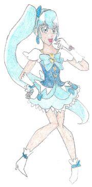 Merci Pretty Cure- Cure Pen