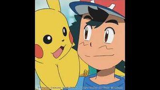 Your Adventure (TV Size) - Pokémon Sun & Moon Opening