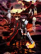 Twin Star Exorcists wallpaper