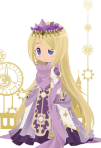 Princess Evelyn de Hoshino profile