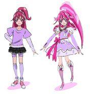 Aida Mana-Cure Heart (Official)