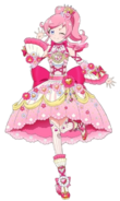 Mirai Thrilling Pink Jewel Coord Render