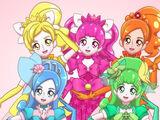 Color Pretty Cure!