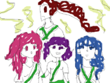 Pretty Cure La La La!