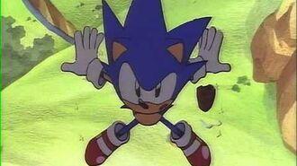 Sonic CD (Sega CD) Opening Sonic Boom NA Version