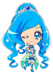Cure Fontaine Chibi