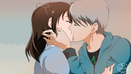 SkyPrettyCure-Kiss At Dawn