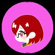 AeCLPC - Hanae Momoko Charat Icon