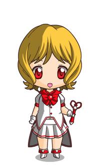 Cure Scarlet Profile
