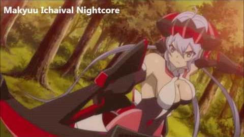 Symphogear Makyuu Ichaival Nightcore