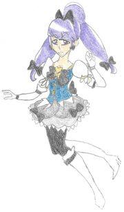 Merci Pretty Cure- Cure Encre