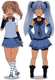 Oyasumi Z - Cure Warp (Chie Hayase)