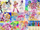 Pretty Cure All Stars New Stage 3: Kibou no Tomodachi!