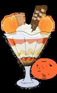 Mikan Orange Parfait