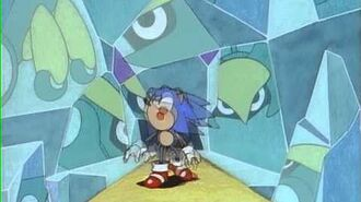 Sonic CD (Sega CD) Ending Sonic Boom NA Version