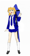 Rosette Christopher (School uniform)